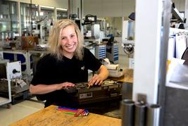 Fabrication de machins et outils ept
