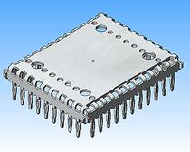 Mise en contact et connexion de circuits imprimés