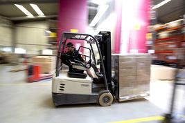 Entrepôt logistique pt