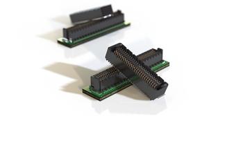 Connecteur carte à carte Zero8 doté de la technologie de raccordement ScaleX