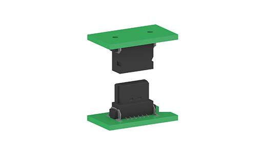 Connecteurs de circuits imprimés SMT One27 - 1,27mm SMT