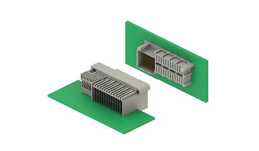 Connecteurs MicroTCA MTCA PICMG