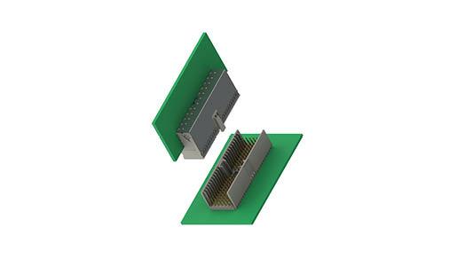 Connecteur hardmetric IEC 61076-4-101, pas de 2mm