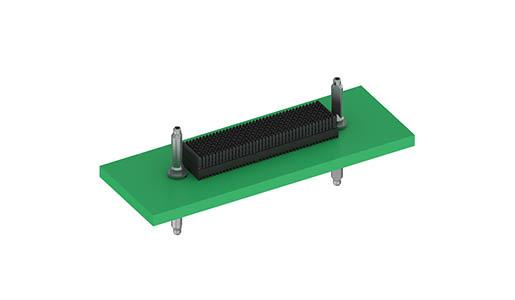 Velox - connecteur de fond de panier haut vitesse VITA46