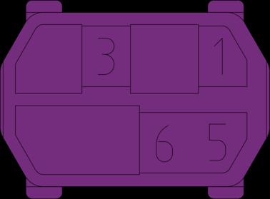 hm Kodiereinsatz ML 1356 Zeichnung